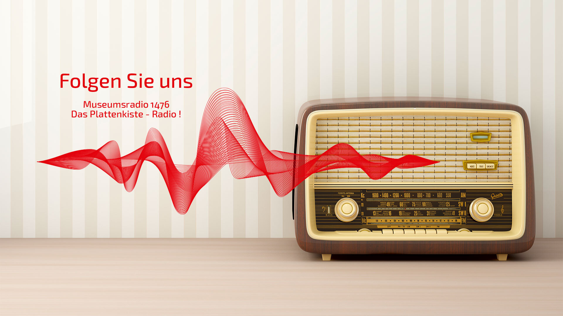 Das Plattenkiste Radio